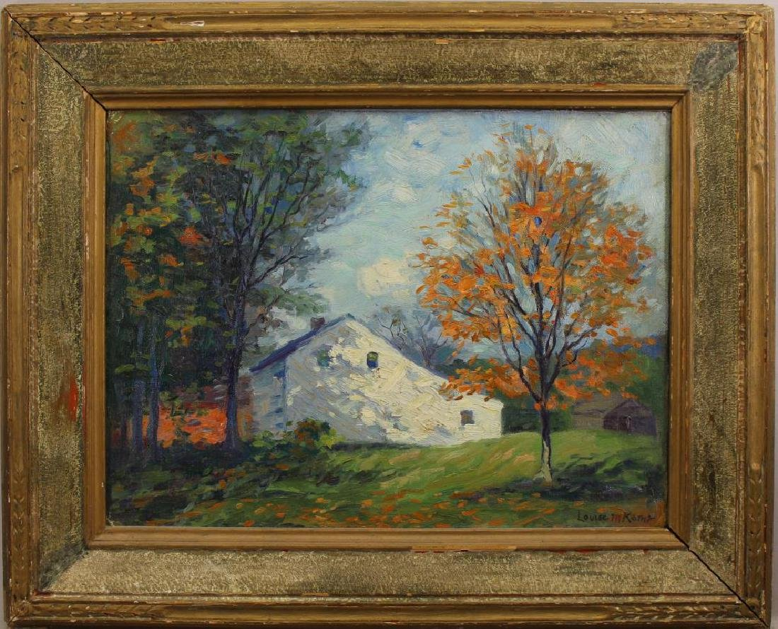 Louise Kamp (New York, 1867 - 1959)