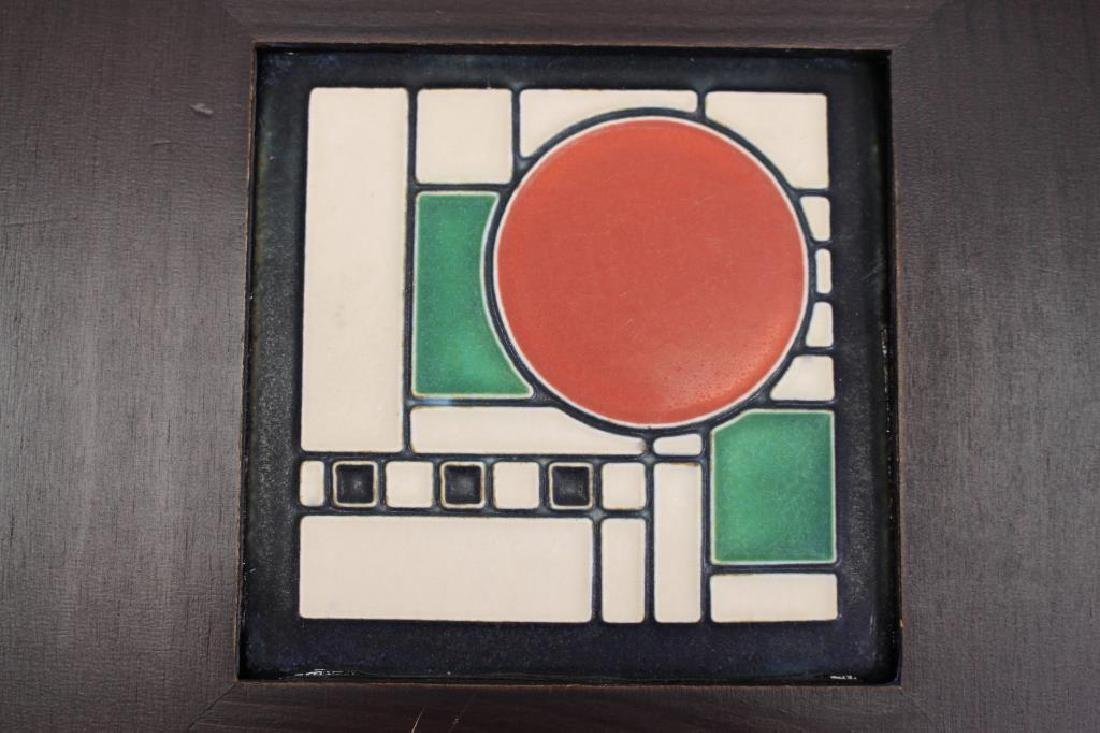 "2 Motawi Tileworks ""Frank Lloyd Wright Collection"" - 2"