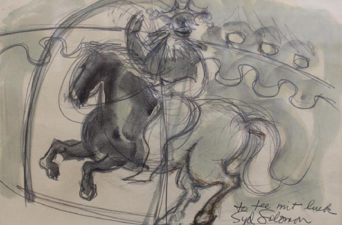 Syd Solomon ( Florida, New York 1917 - 2004)