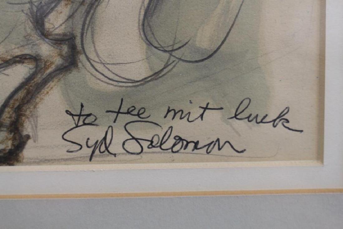 Syd Solomon ( Florida, New York 1917 - 2004) - 3