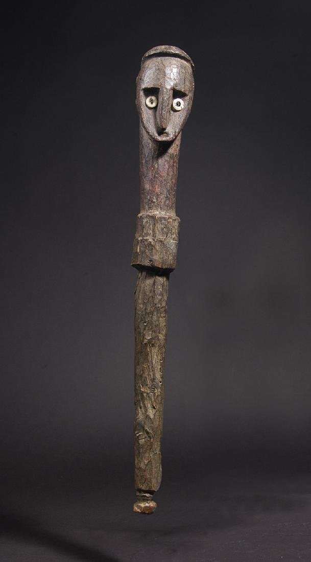 Early 20th C. Bamana Ppl Maani Puppet Head