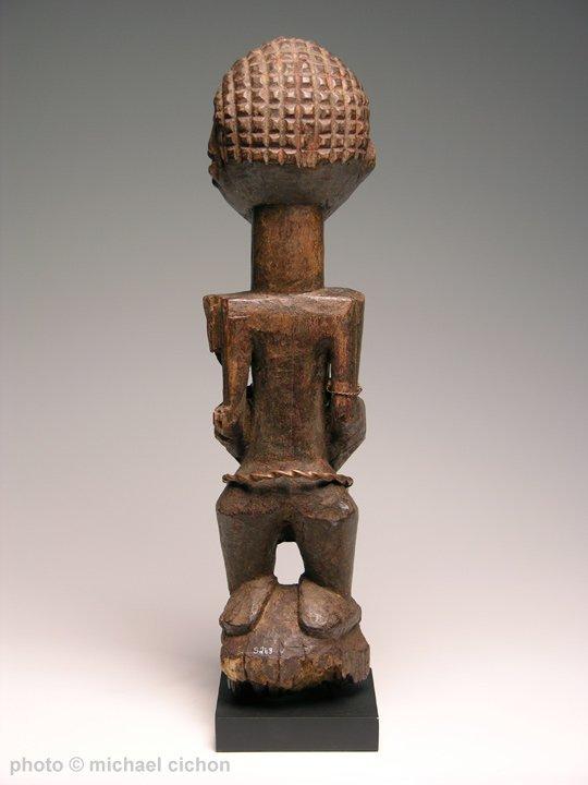 Early 20th C. Kalebwe Type Songye Nkisi Figure - 3