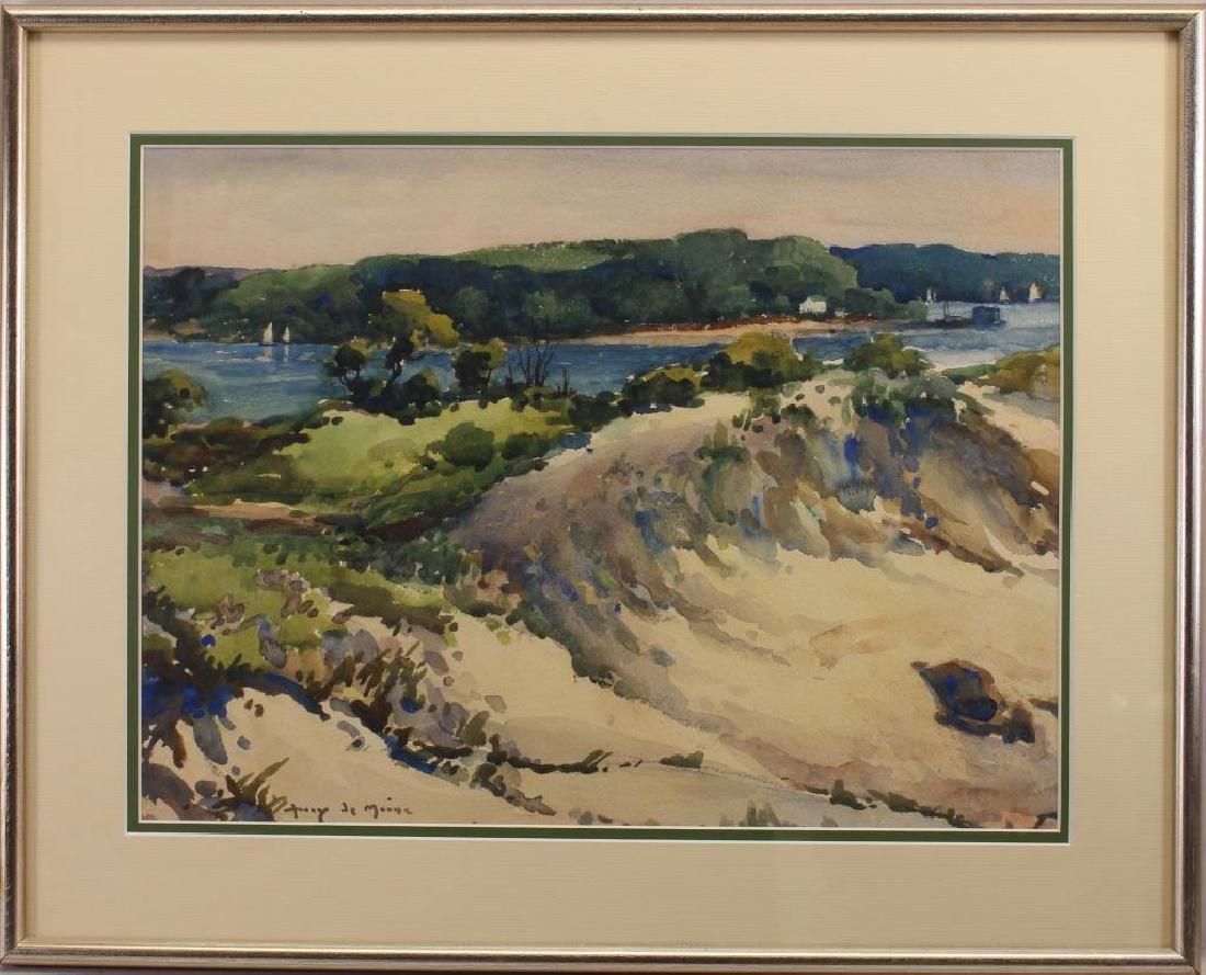 Harry DeMaine (New York, 1880-1952)