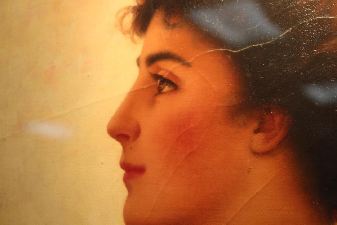 Walter Blackman (1847-1928) Portrait of a Female - 4