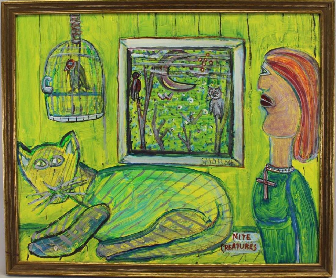 Joey Smollon Outsider Art