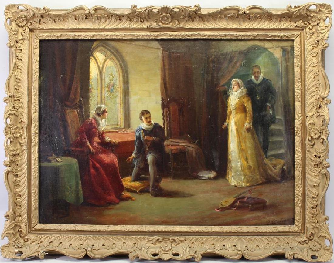 Robert Alexander Hillingford (1828 - 1904)