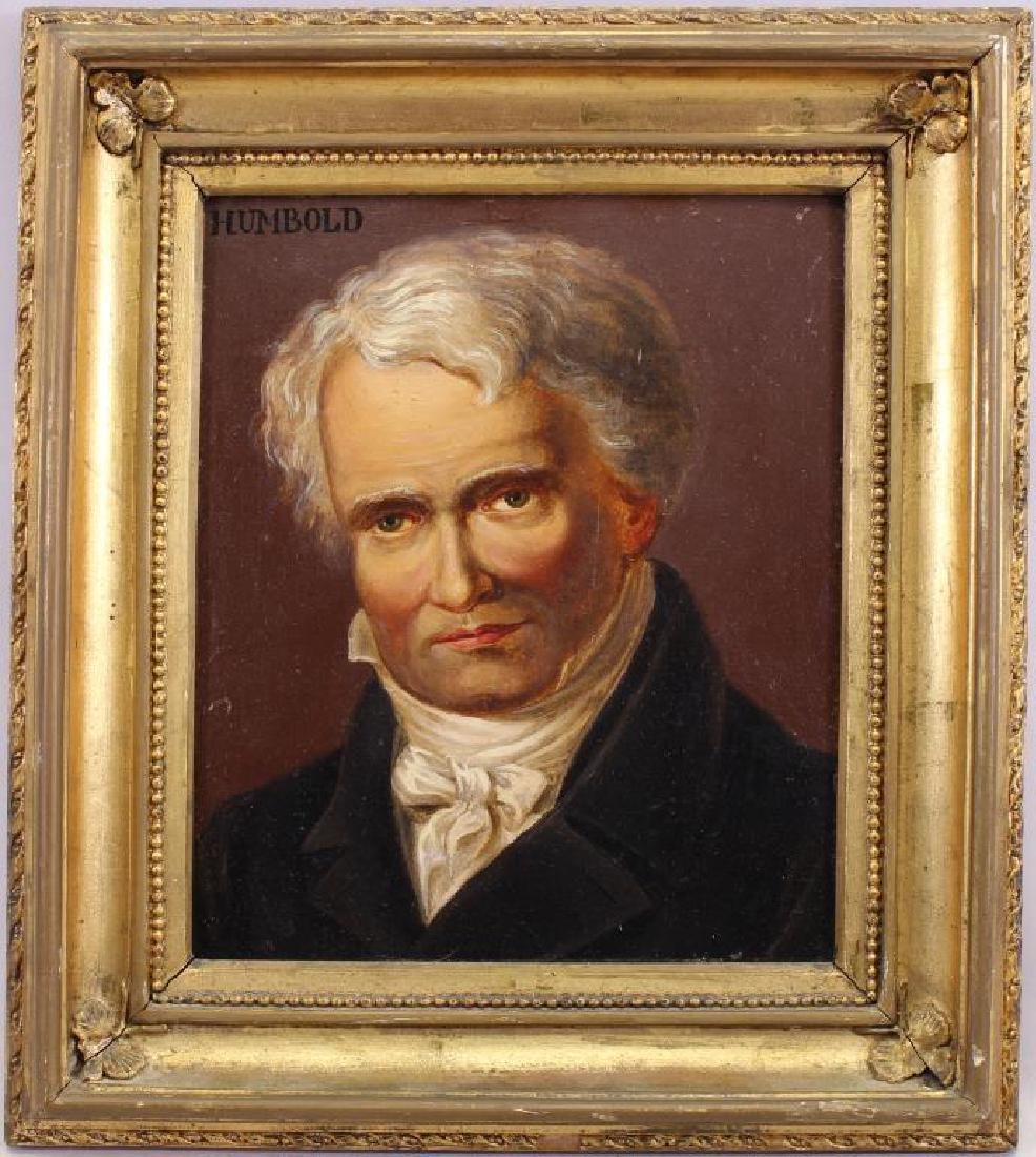 Alexander von Humboldt (GERMAN, 1769-1859)