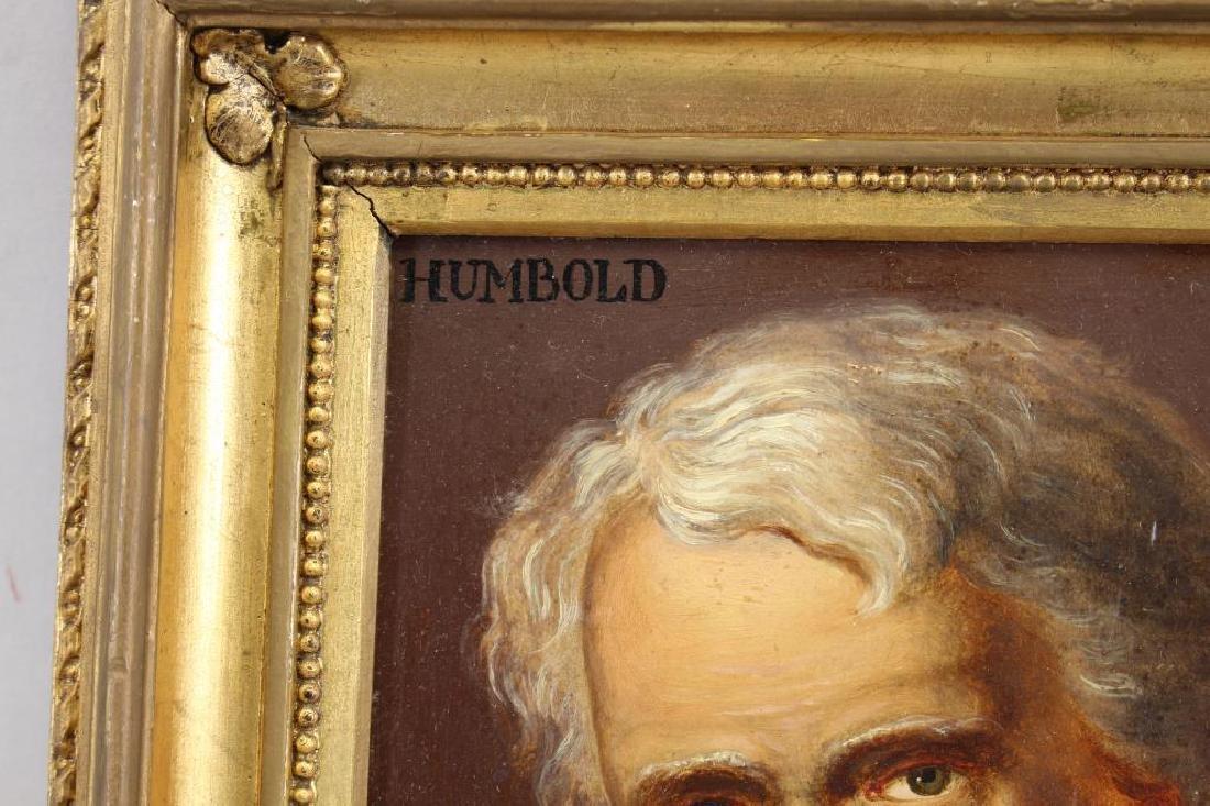 Alexander von Humboldt (GERMAN, 1769-1859) - 2