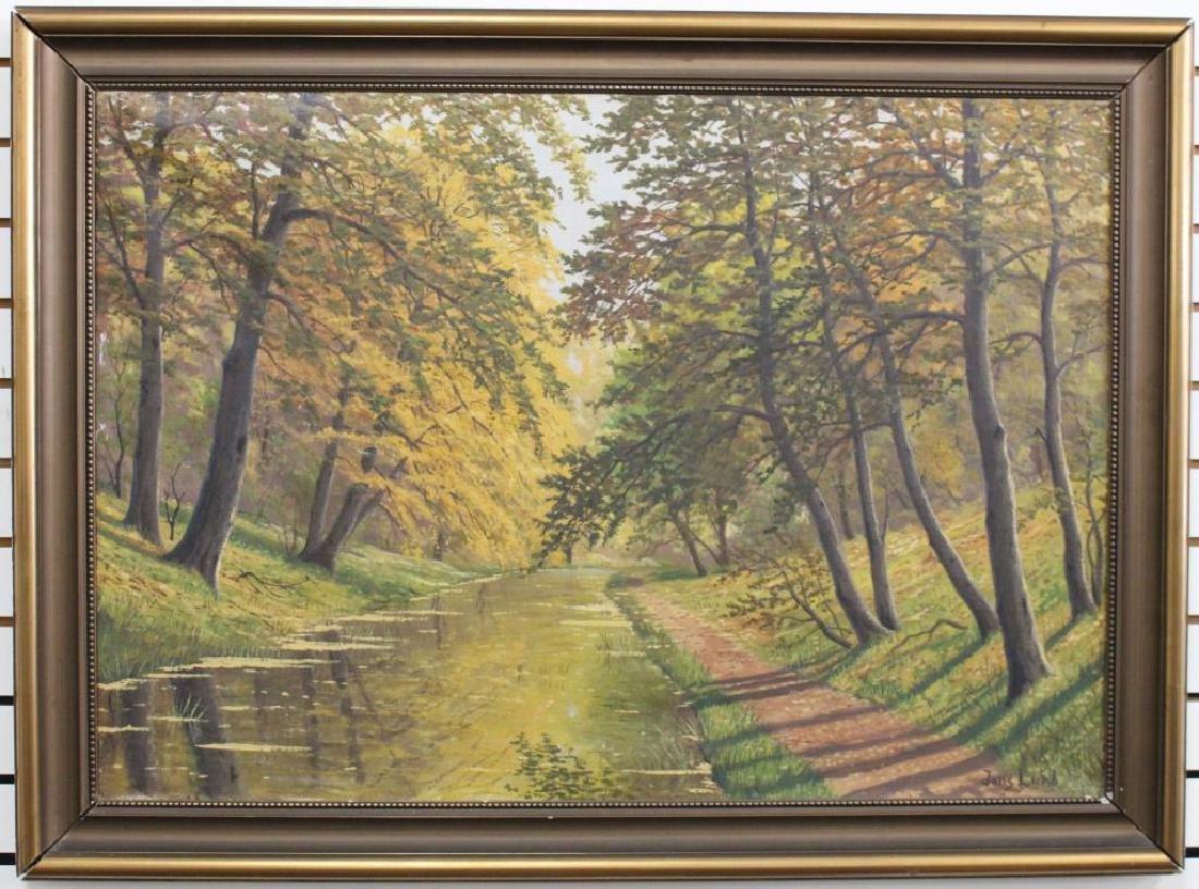 Jens Lund (Denmark, 1873 - 1946) - 2
