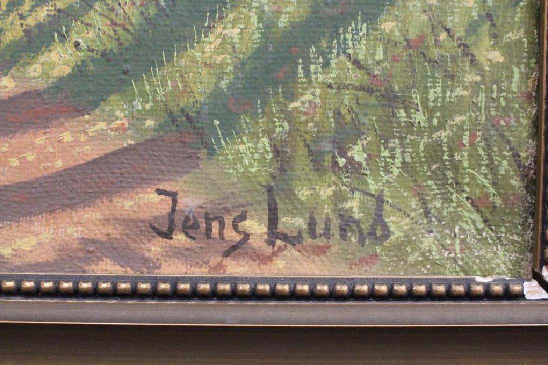 Jens Lund (Denmark, 1873 - 1946) - 3