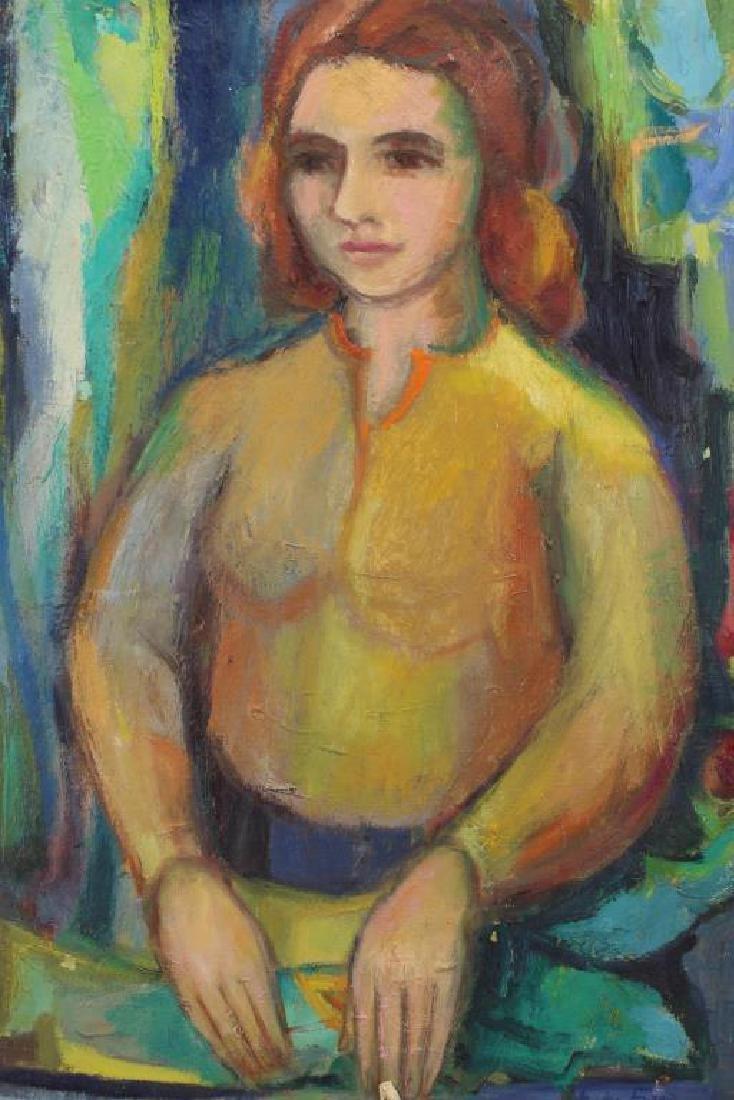 (5) Yolanda Fusco (1920 - 2009) Paintings - 3