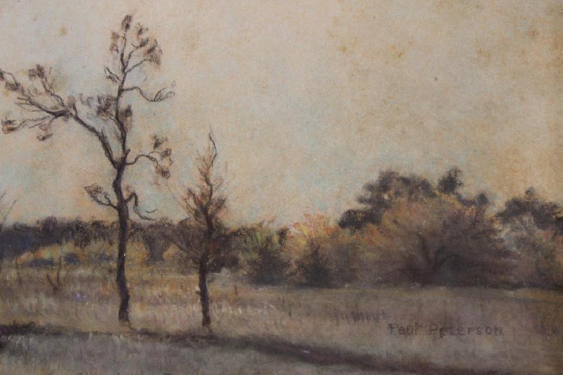 Paul Peterson, American School Landscape - 2