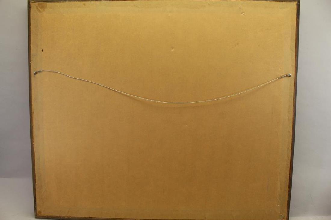 "Raoul Dufy (1877 - 1953) ""Epsom"" Silkscreen - 5"