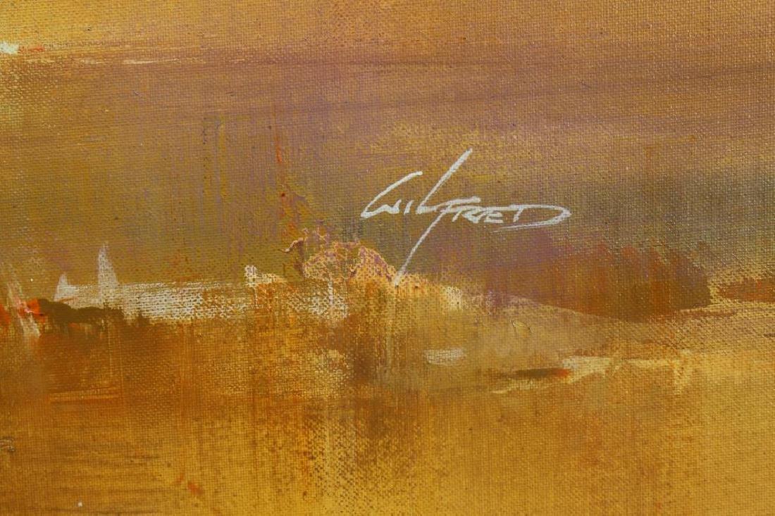 (4) Wilfred (B. 1954 Hawaii Netherlands) Paintings - 3