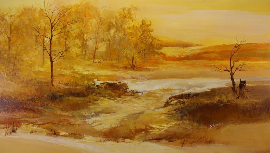 (4) Wilfred (B. 1954 Hawaii Netherlands) Paintings - 4