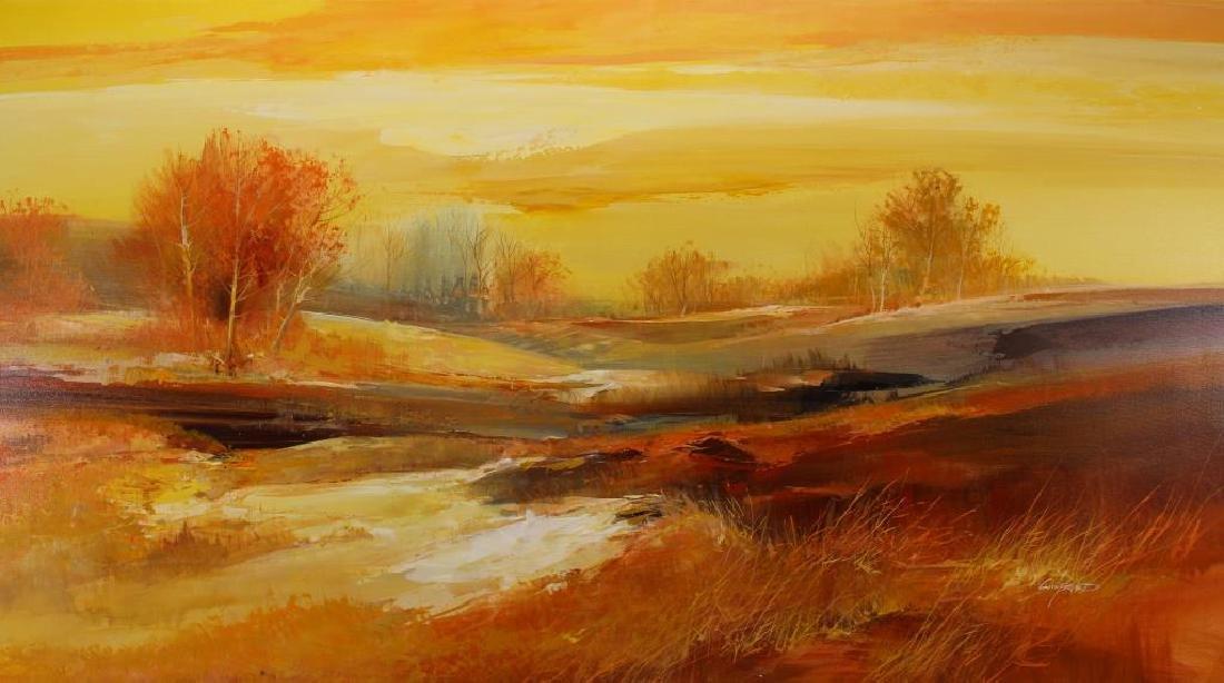 (4) Wilfred (B. 1954 Hawaii Netherlands) Paintings - 5