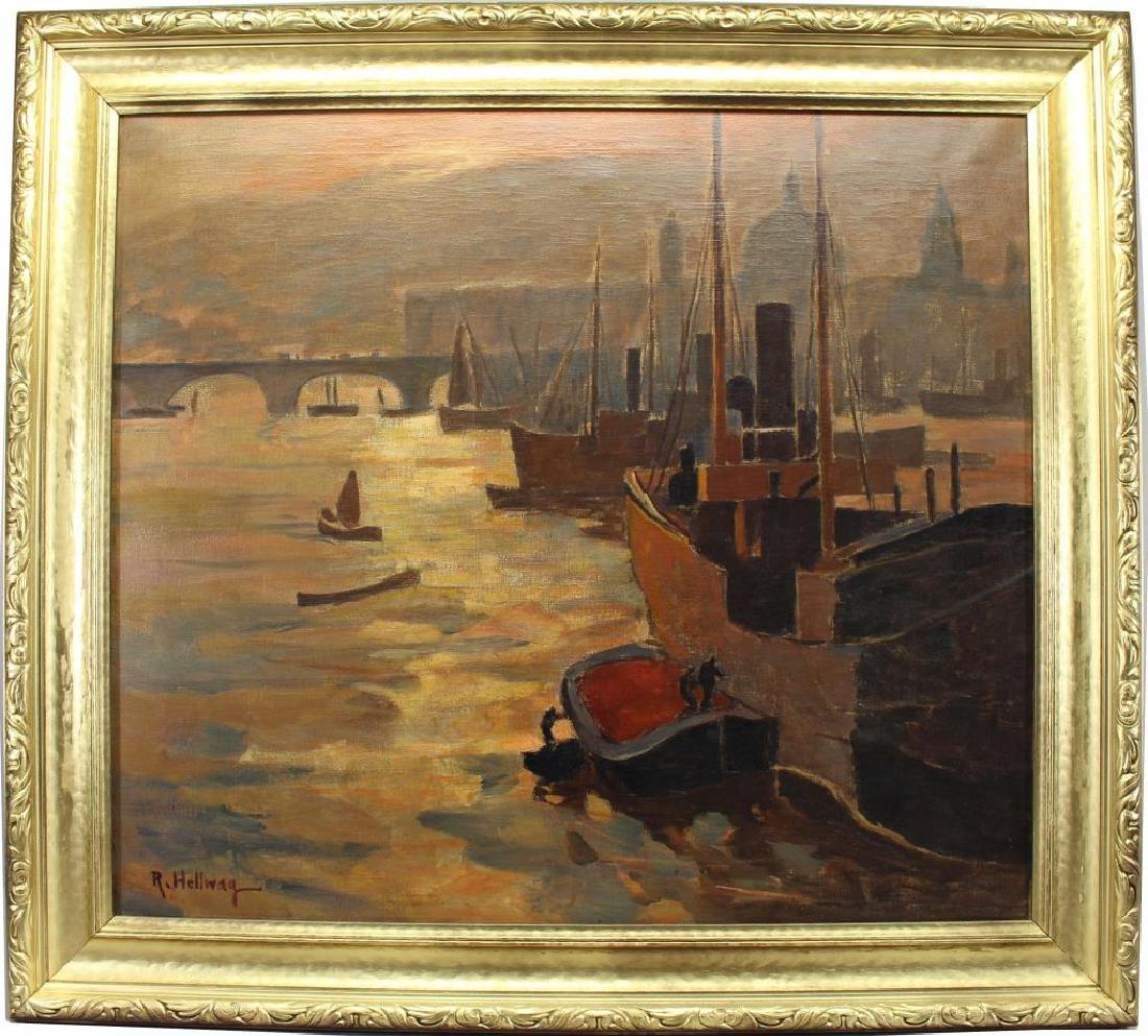 Rudolf Hellwag (1867 - 1942)