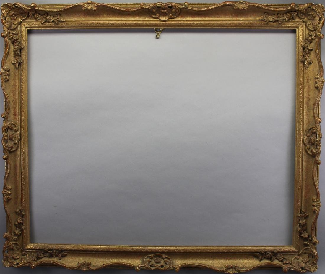 Carved Victorian Style Frame
