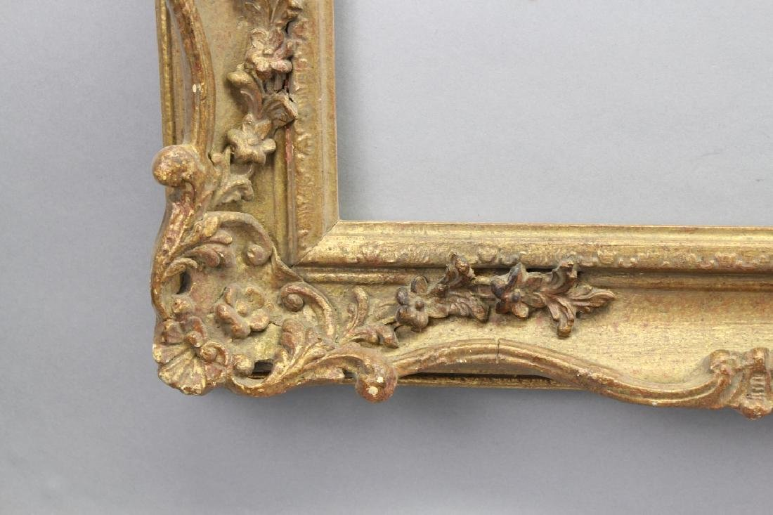 Carved Victorian Style Frame - 2