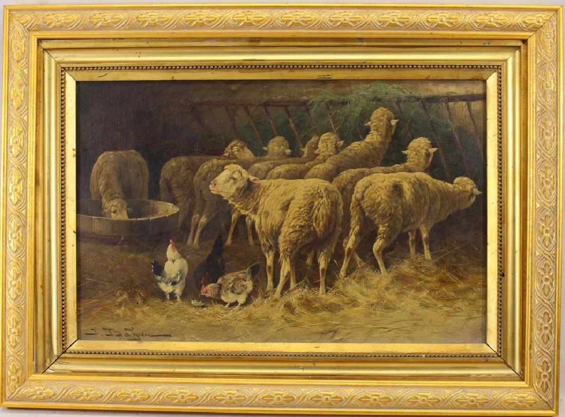 Jules Bahieu (Belgium, 1860 - 1895)