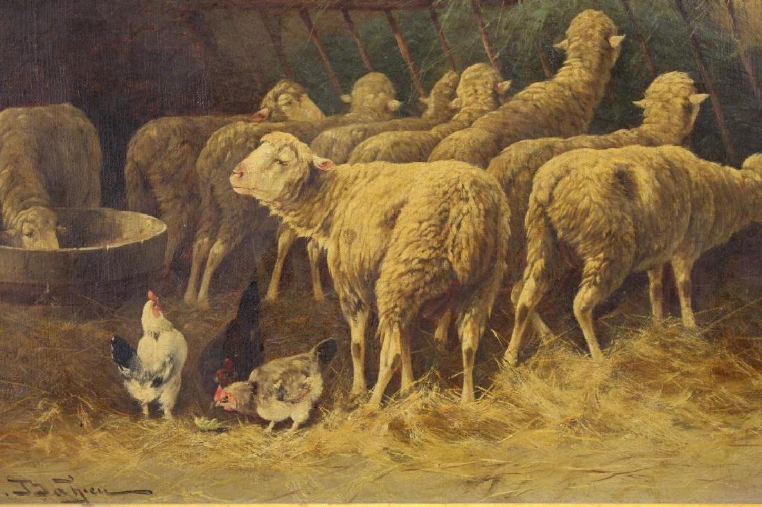 Jules Bahieu (Belgium, 1860 - 1895) - 2