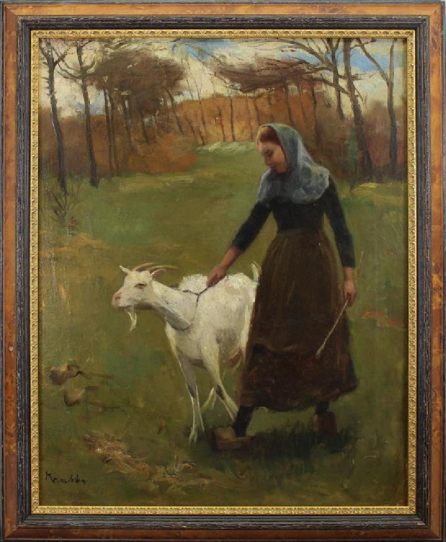 Hendrik Maarten Krabbe (1868 - 1931) Christie's