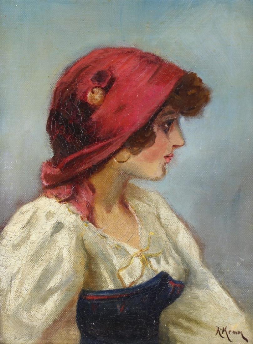 Robert Kemm (UK, 1837 - 1895) - 2