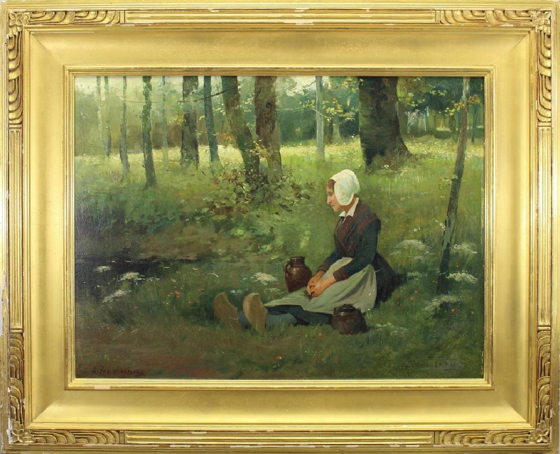 Florimond Van Acker (Belgium, 1858 - 1940)