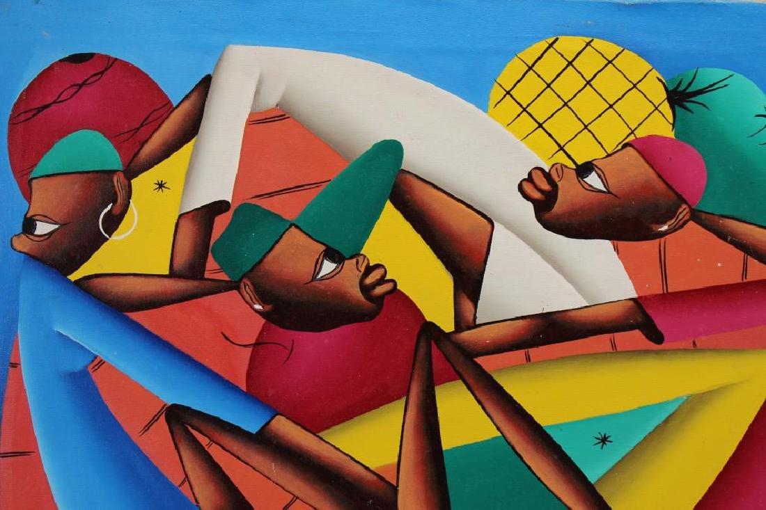 Laurent Casimir (Haiti, 1928 - 1990) - 2