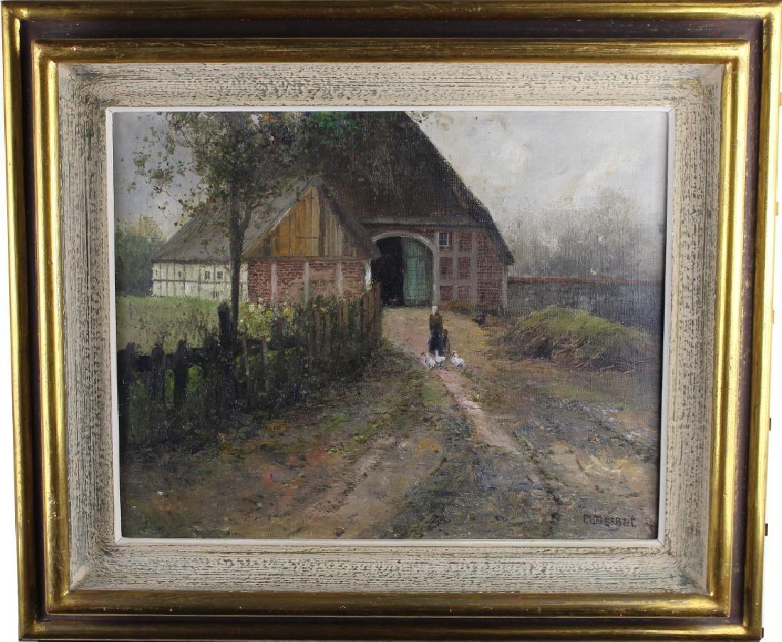 Paul Unbereit (1884 - 1937)