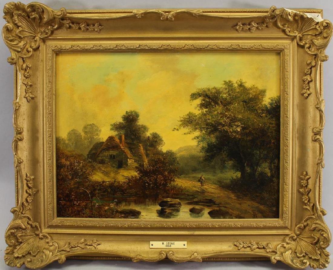 William R Stone (UK, 19th C.)