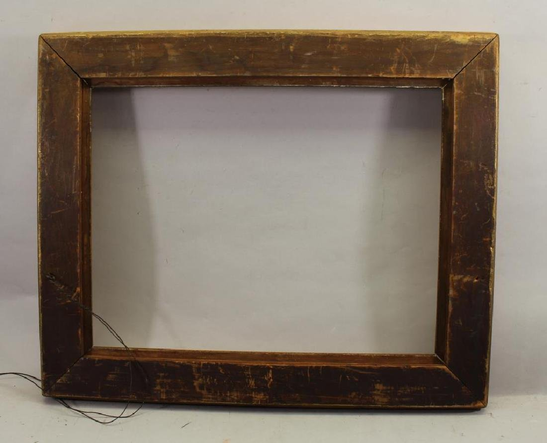 American Gilt/Wood Frame - 2