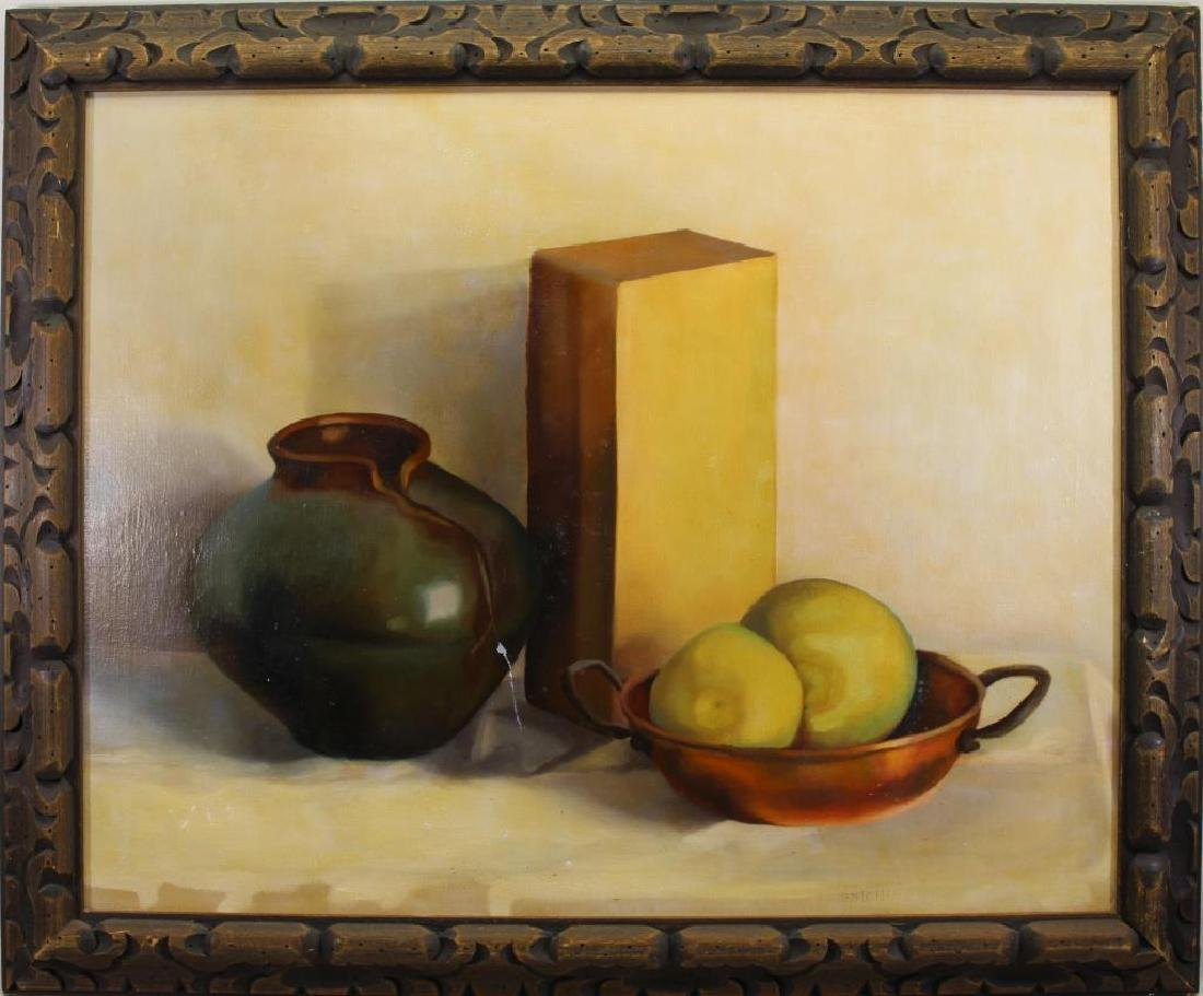 ...Dagan, American School Still Life