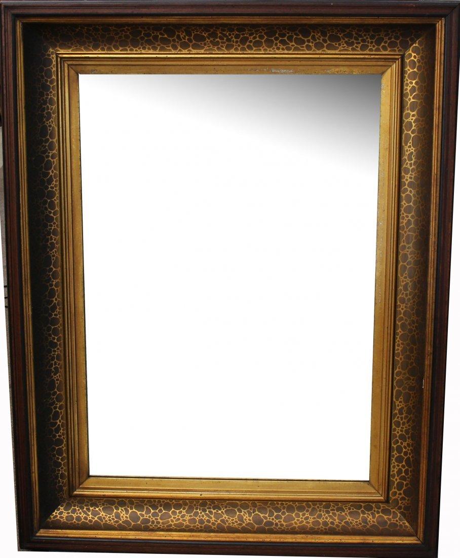 Large Vintage Gilt Mirror