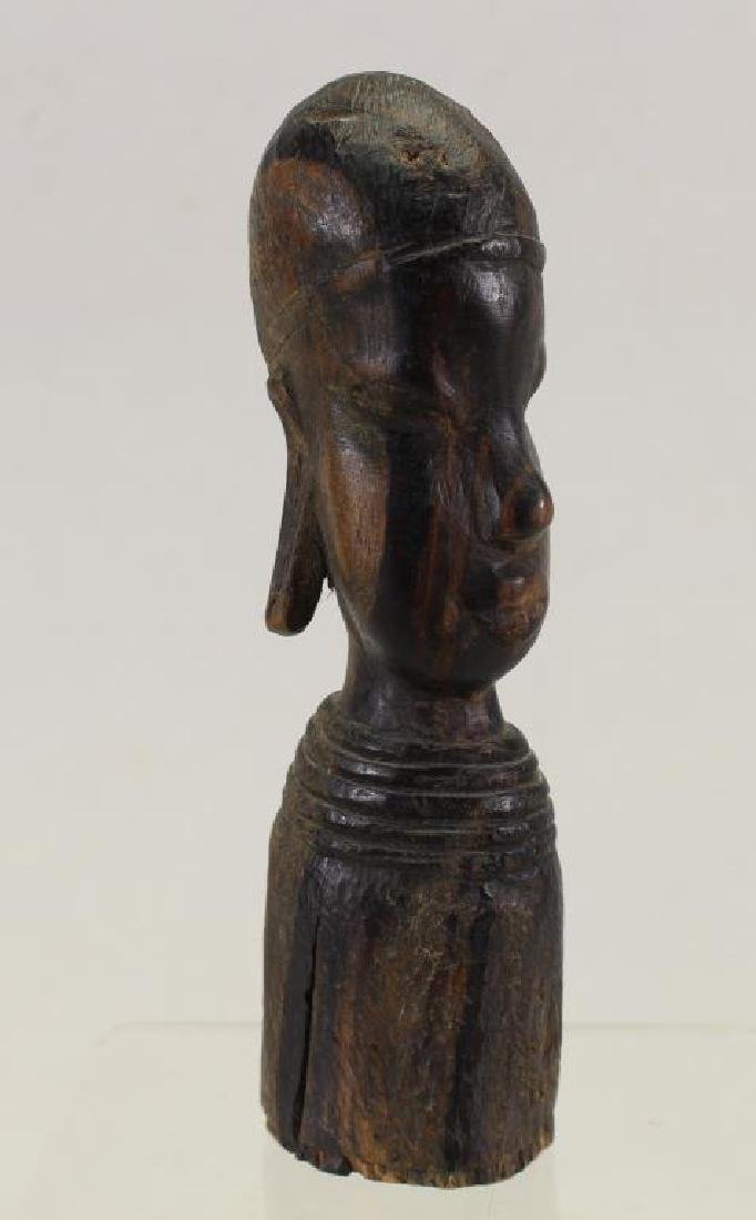 20th C. East African Ebony Carving