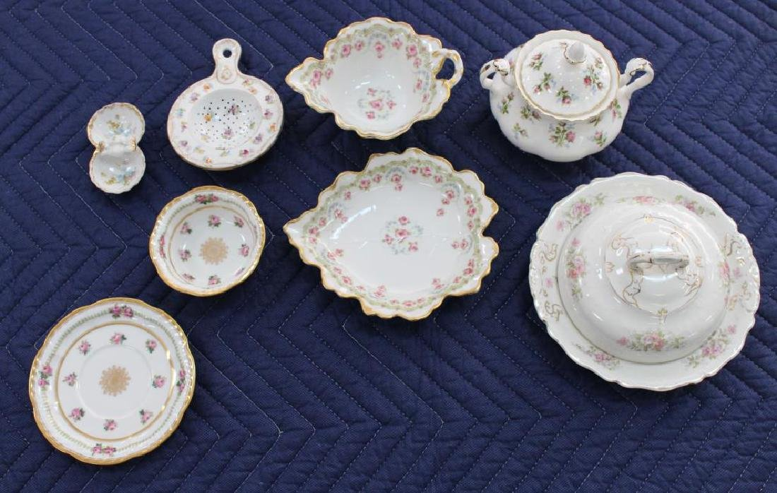 (8) Assorted Porcelain Serving Dishes