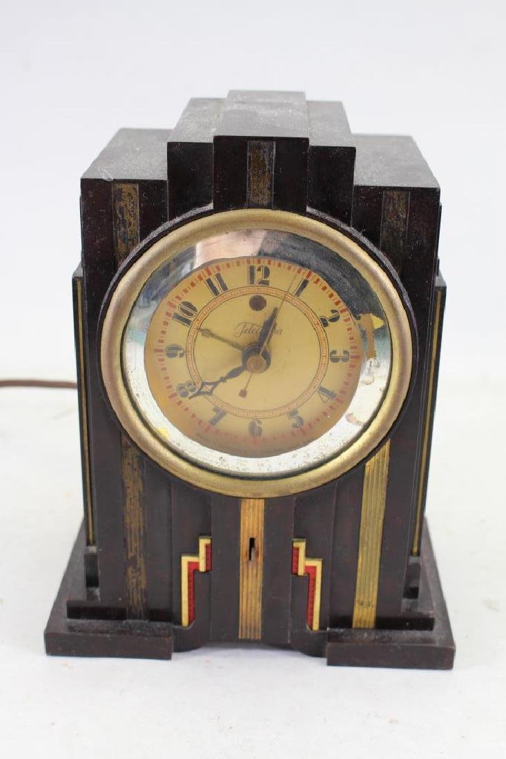Vintage Telechron Electric Clock