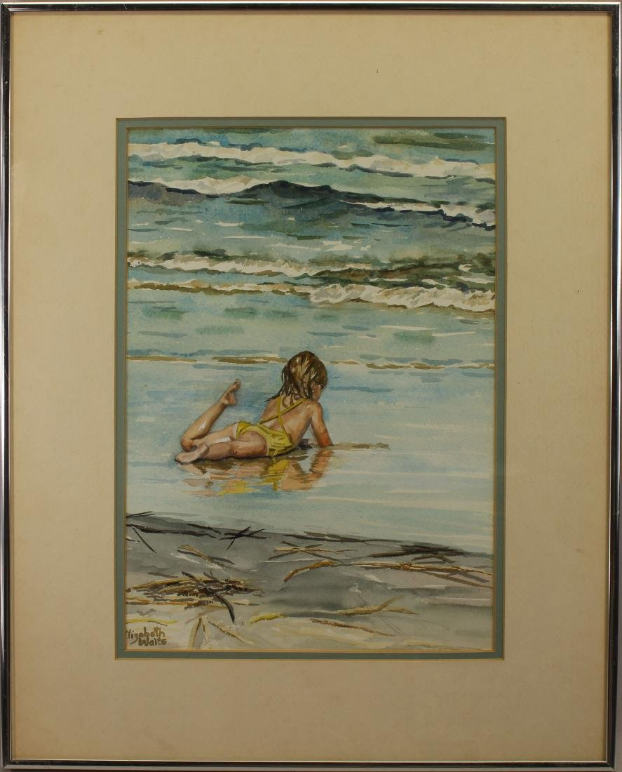 "Elizabeth Waite, ""Water Baby"""