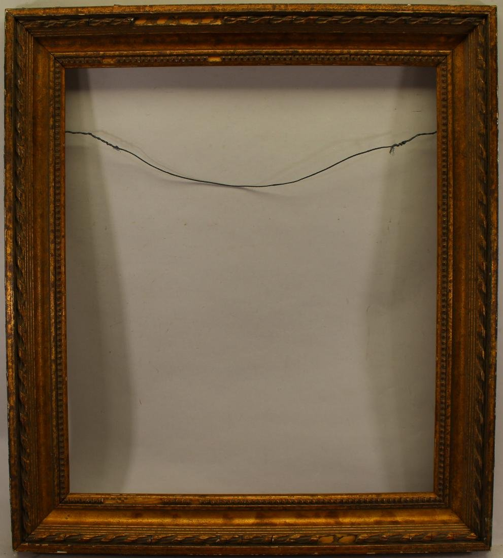 Vintage Swedish Carved Frame