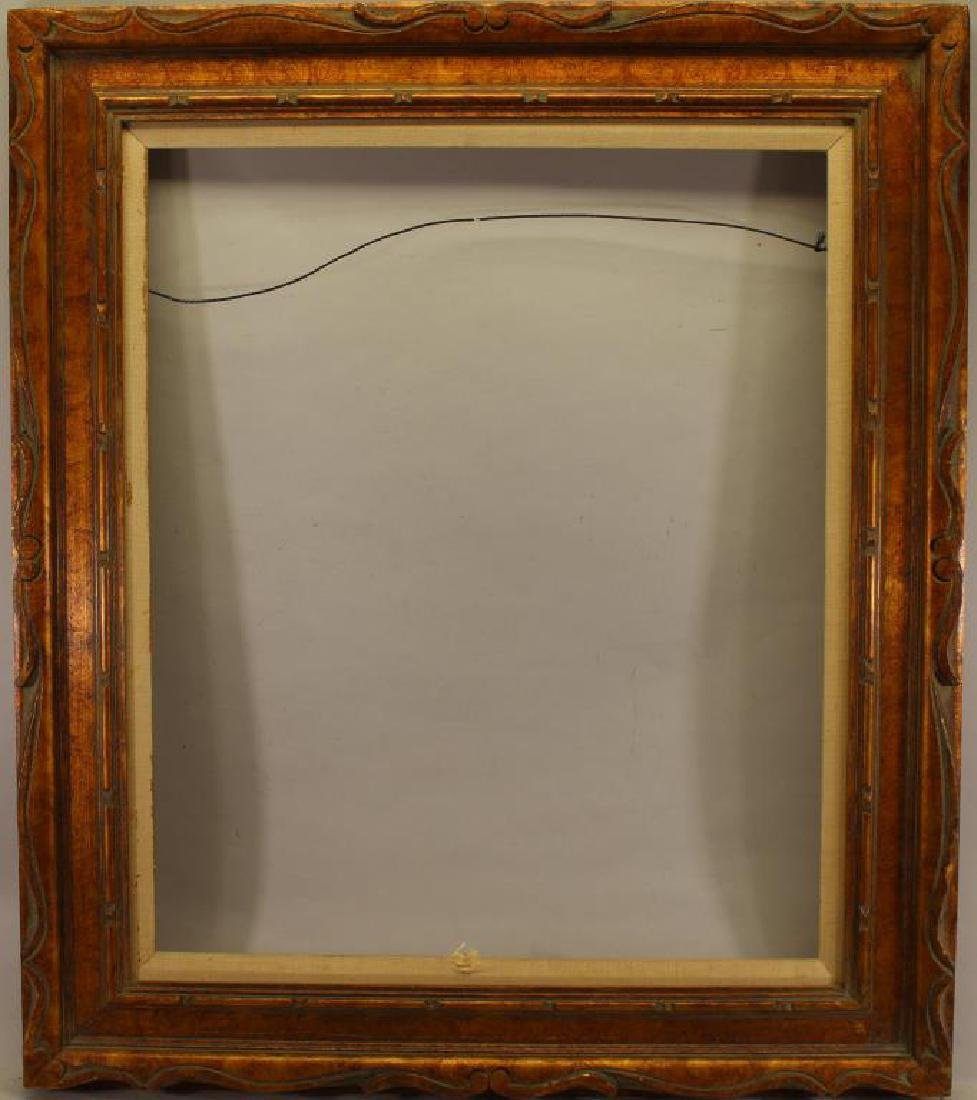 Vintage Carved Frame