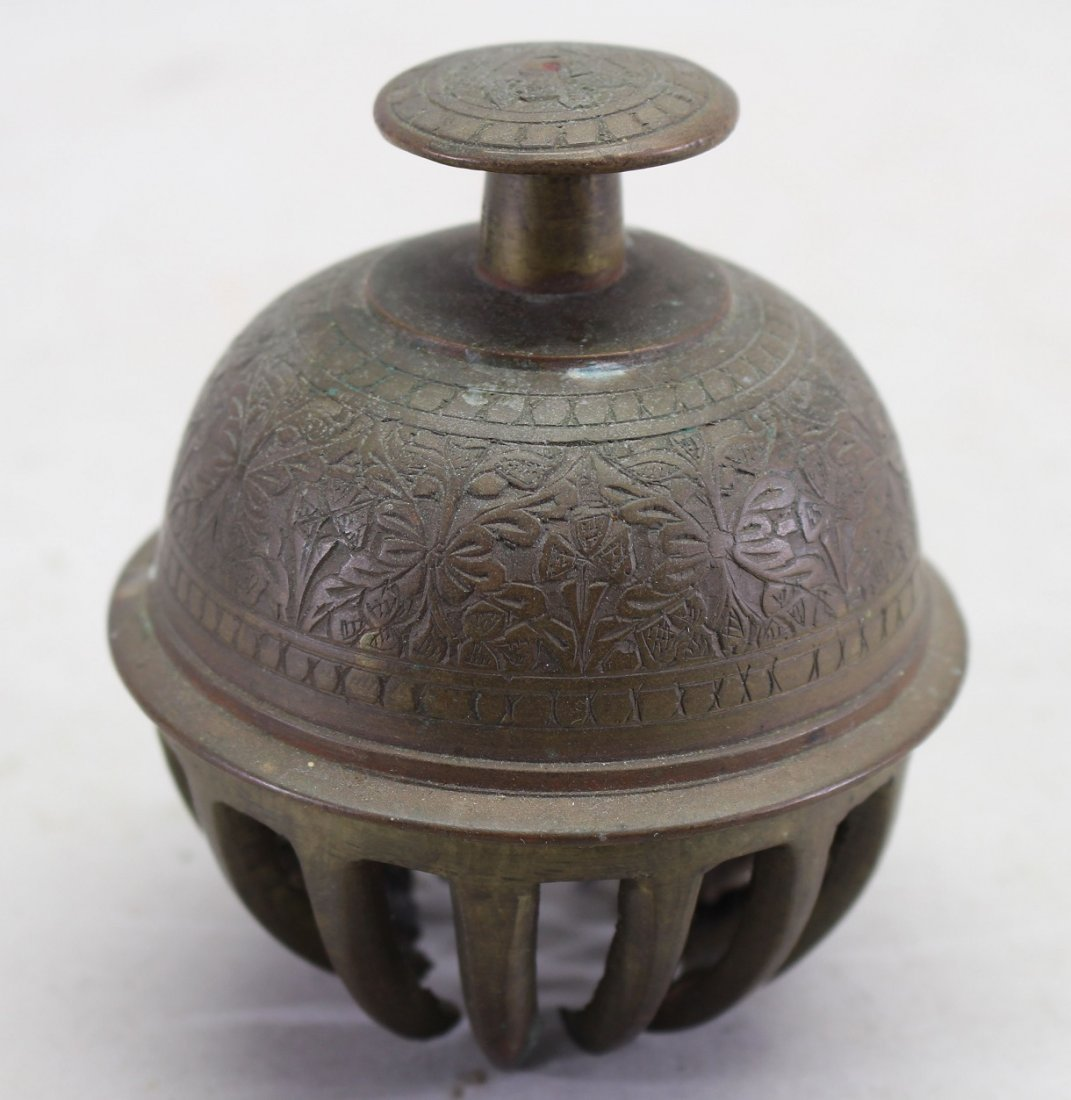 Antique Bronze Chinese Bell