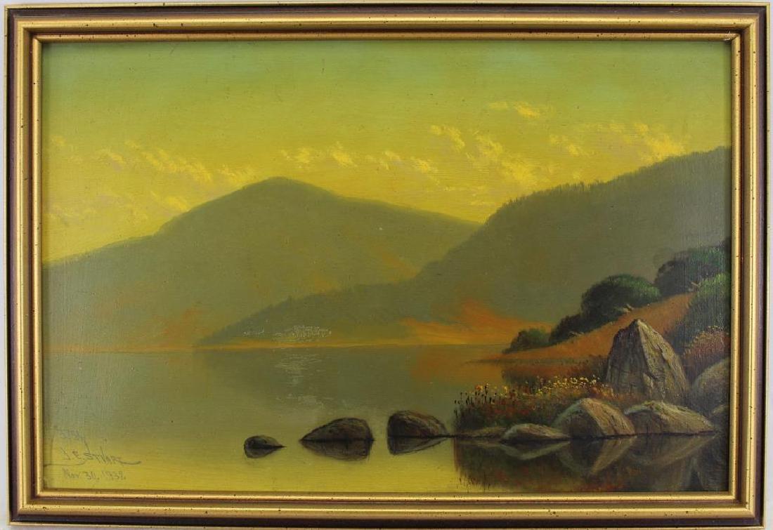 James Everett Stuart (1852 - 1941)