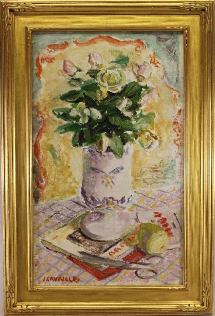 Jules Cavailles (France, 1901 - 1977)