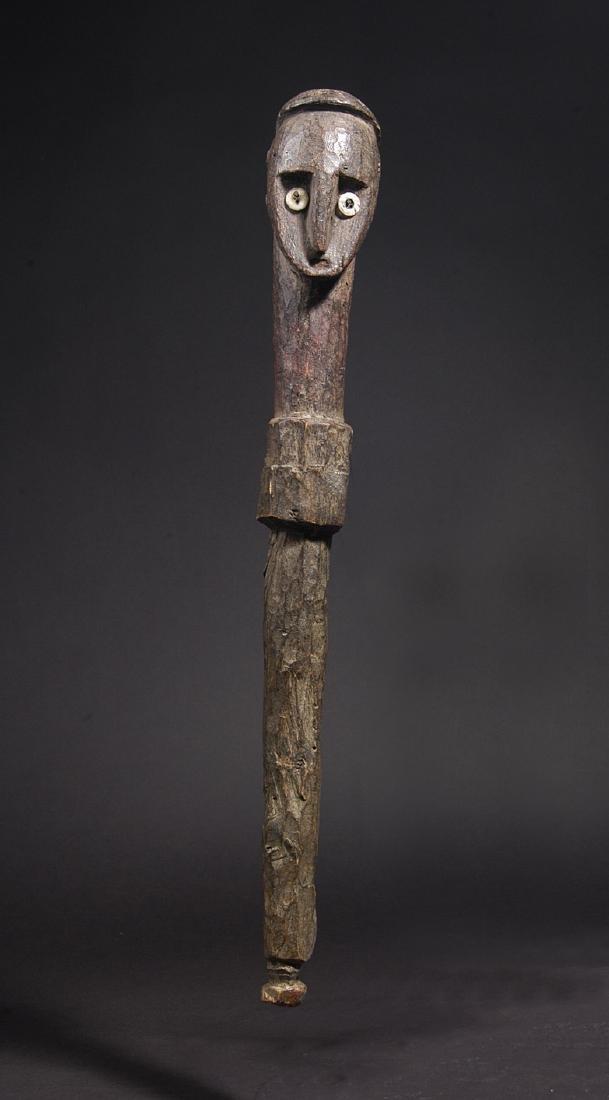 Early 20th C. Bamana Ppl Maani Puppet Head