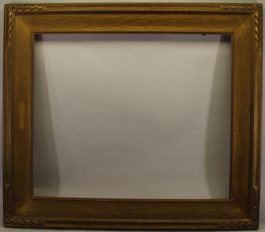 Wooden Arts & Crafts Style Frame