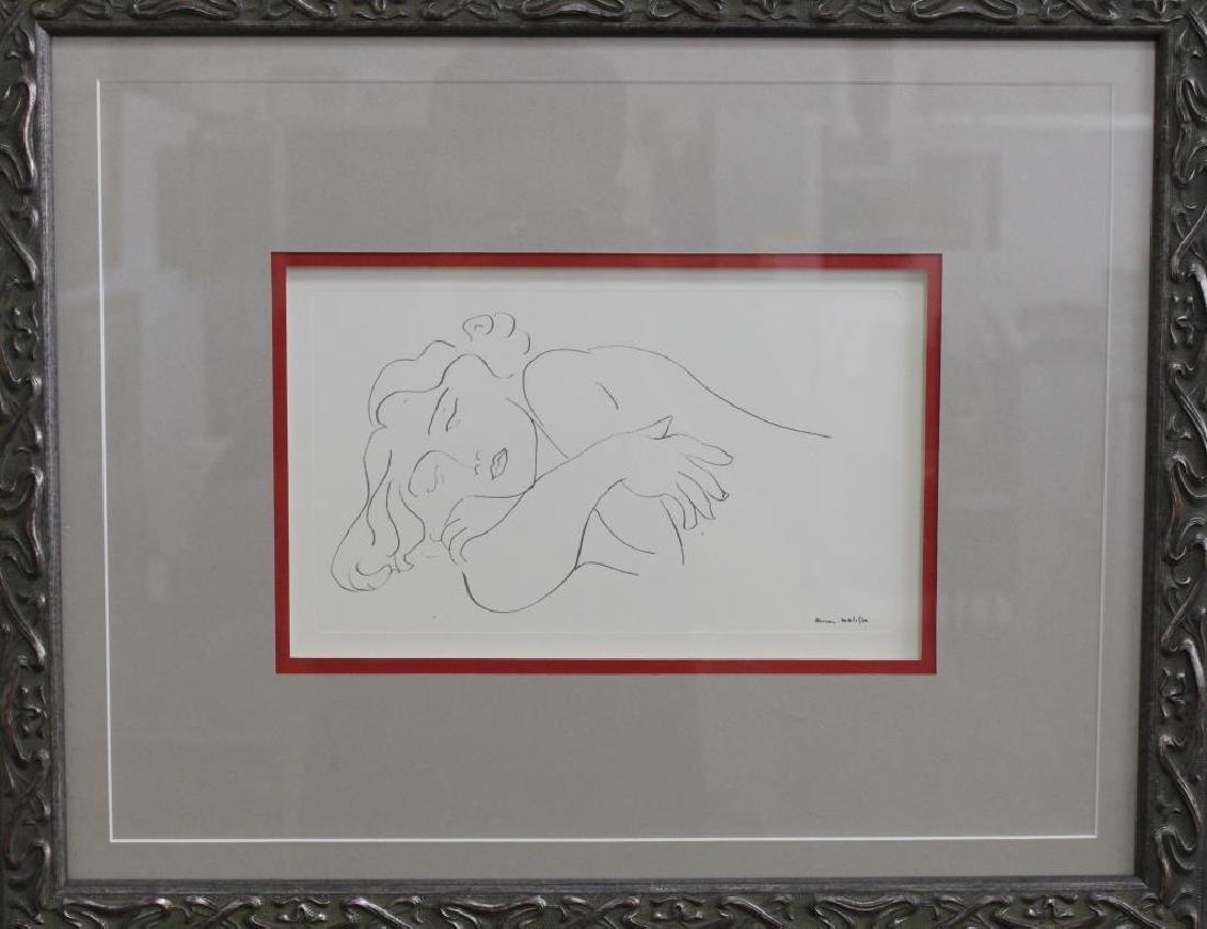 Henri Matisse (France, 1869 - 1954)