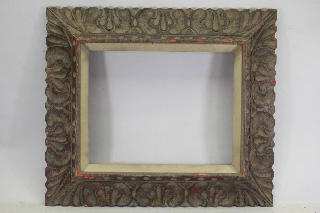 Vintage Carved Wooden Frame