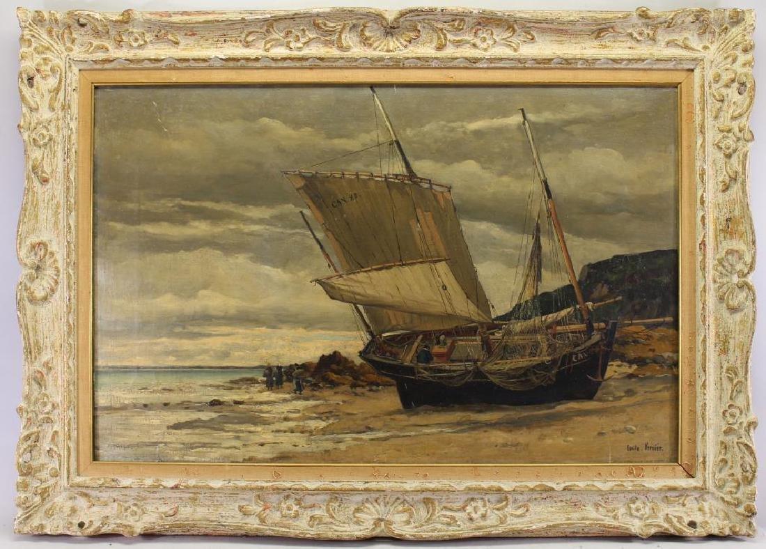 Emile Louis Vernier (France, 1829 - 1887)
