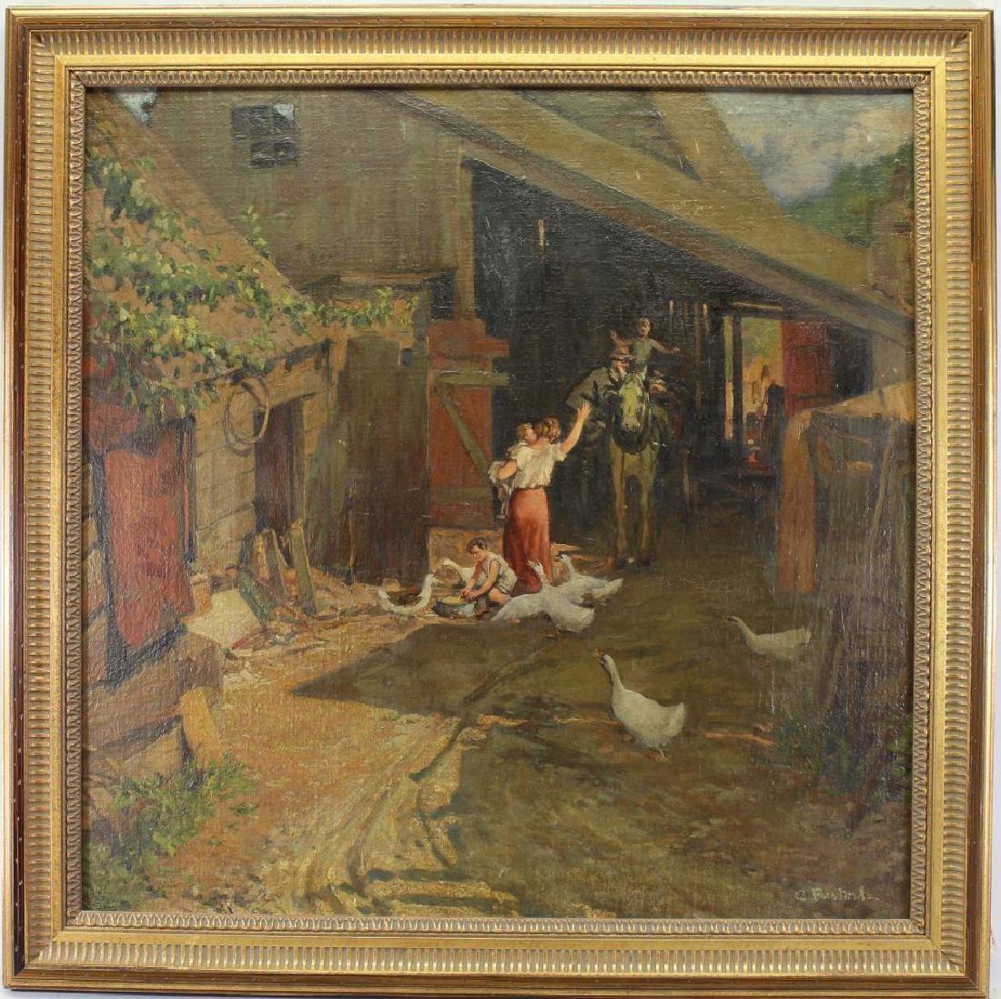 Atillo Pusterla (American, Italy, 1862 - 1941)