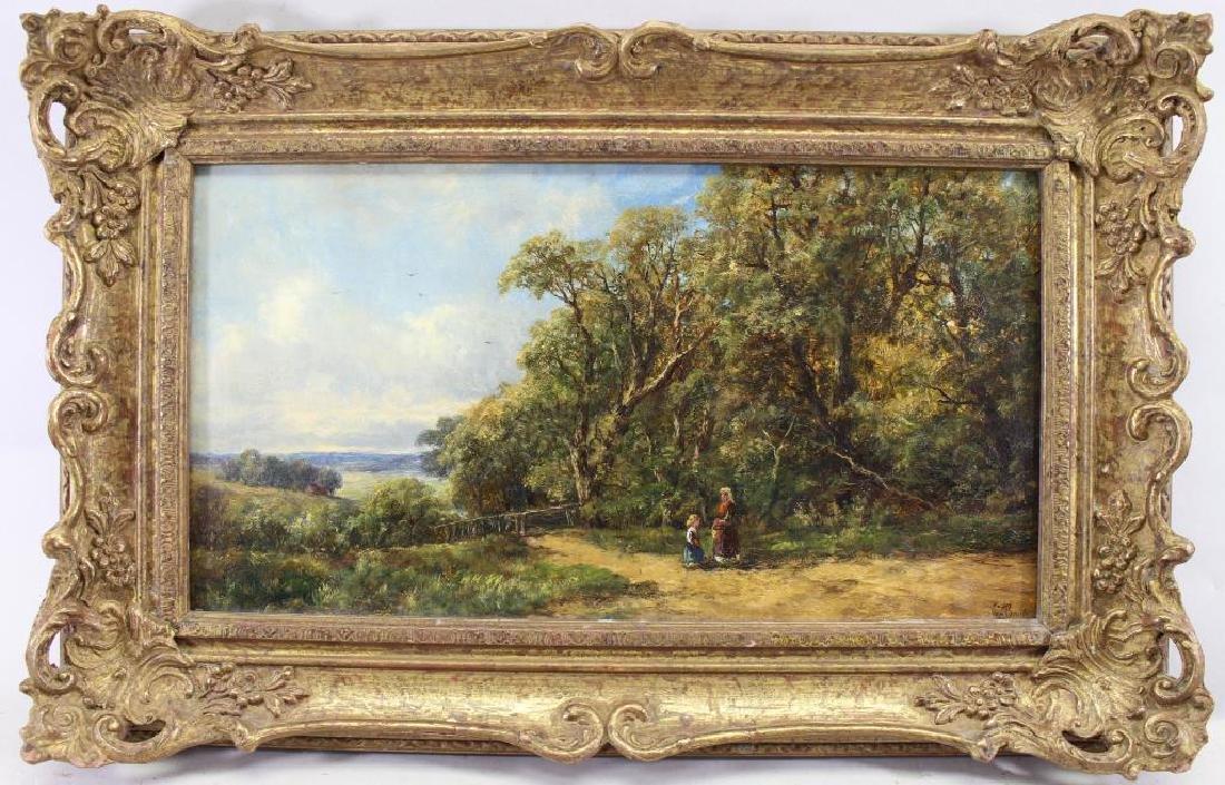 George Boyle (1826 - 1899) Ex Christie's